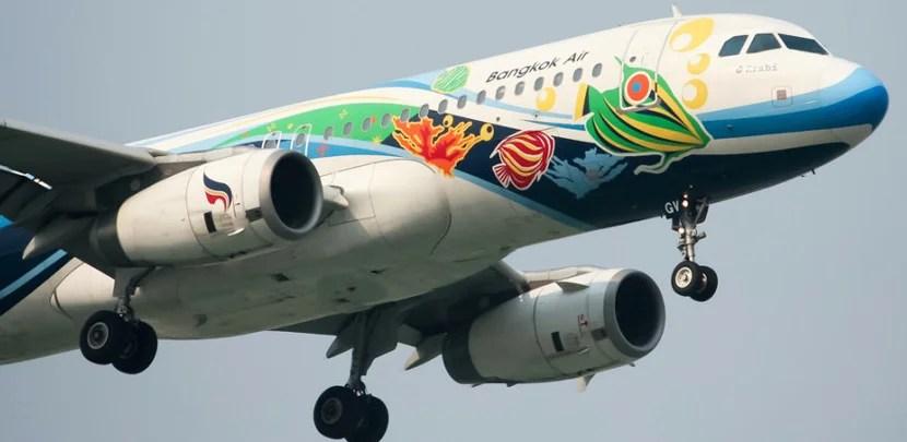 bangkok airways reviews india