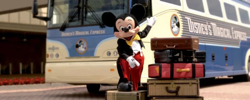 Disney's Magical express shuttler service is NOT complimentary to guests of Swan and Dolphin.