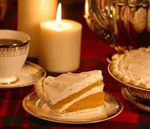 Pumpkin Chiffon Pie. Photo courtesy of Willamette Valley Pie Company.