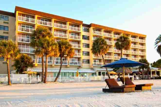 The Wyndham Clearwater Beach