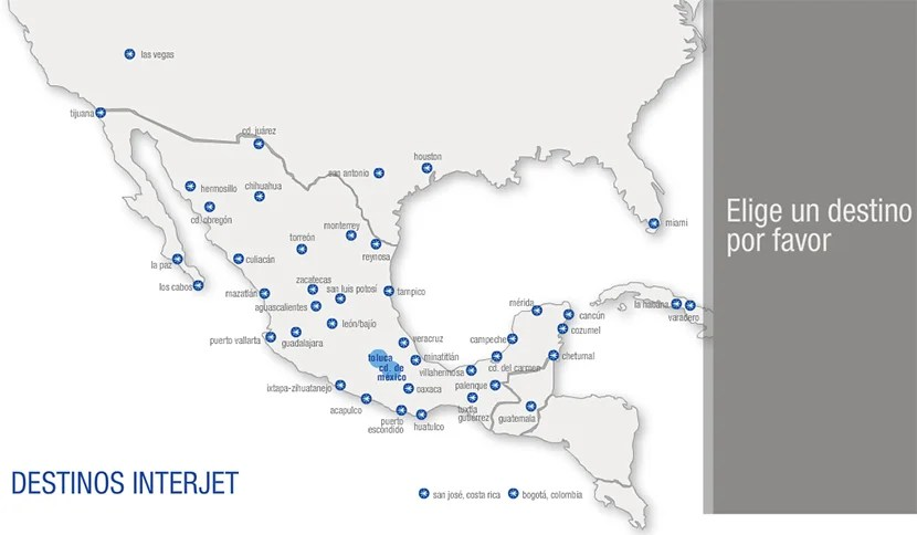 830-interjet destinations