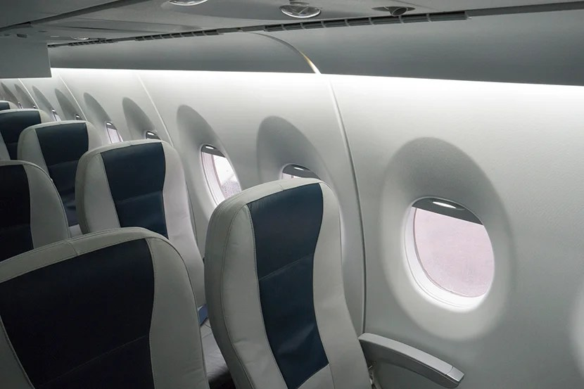 830-interjet interior