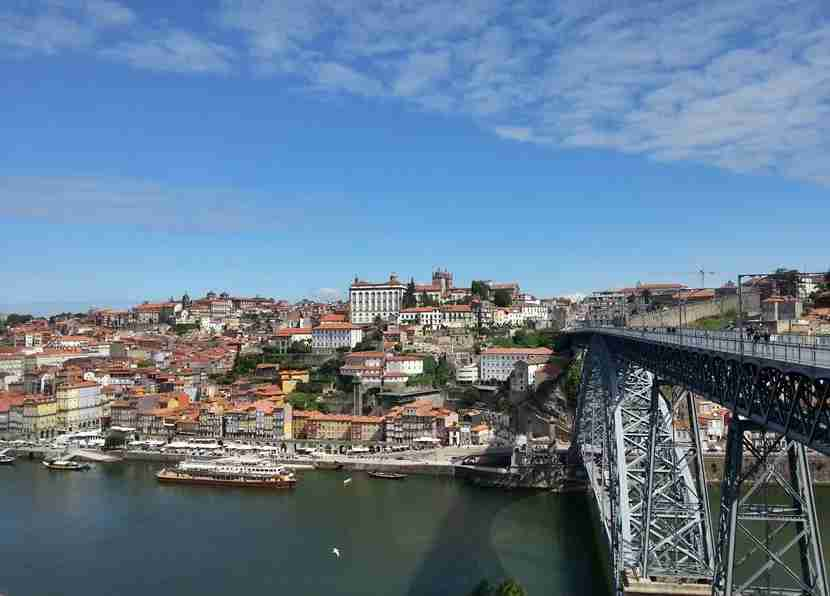 There are actually six bridges along the Douro River connecting Port with Gaia