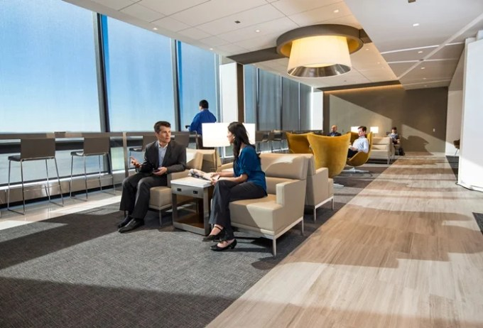The new clubs will be similar in style to the newly renovated Chicago O'Hare club