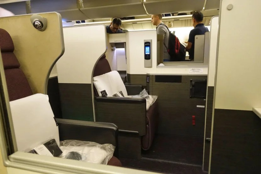 I used the 100,00 bonus miles from last year's Executive World Elite Mastcard to fly Japan Airlines Business roundtrip to Tokyo.