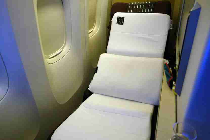 Seat with JAL