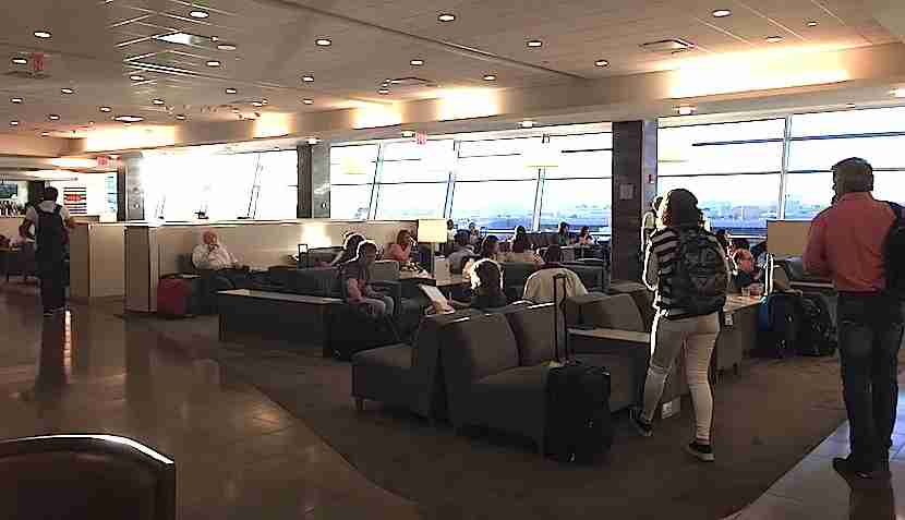 JFK Admirals Club Main