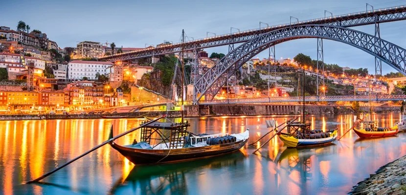 Favorite Places: The Wineries of Porto, Portugal
