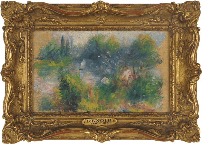 After a 60-year absence, Renoir