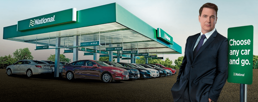 National Car Rental Emerald Club Executive Benefits