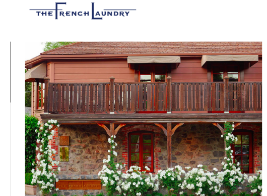 Chef Thomas Keller's restaurant The French Laundry is one of the most routinely made reservations through the concierge.