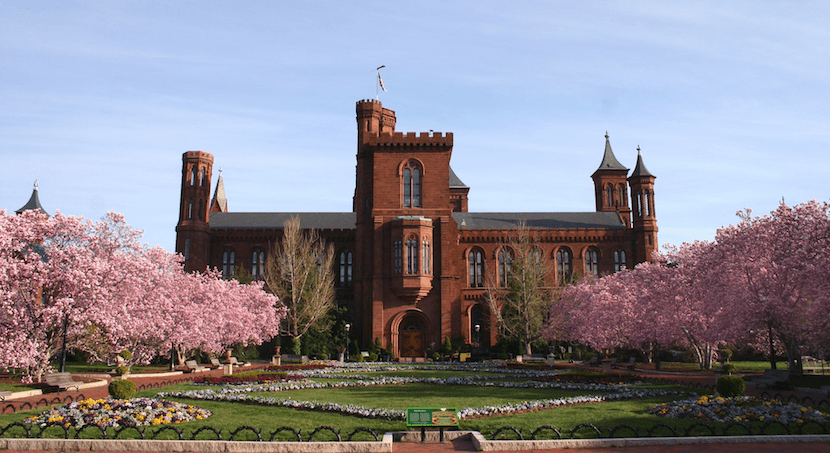 Most of the Smithsonian