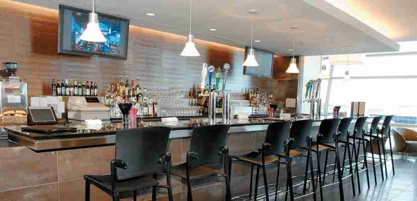 Admirals Club lounge featured