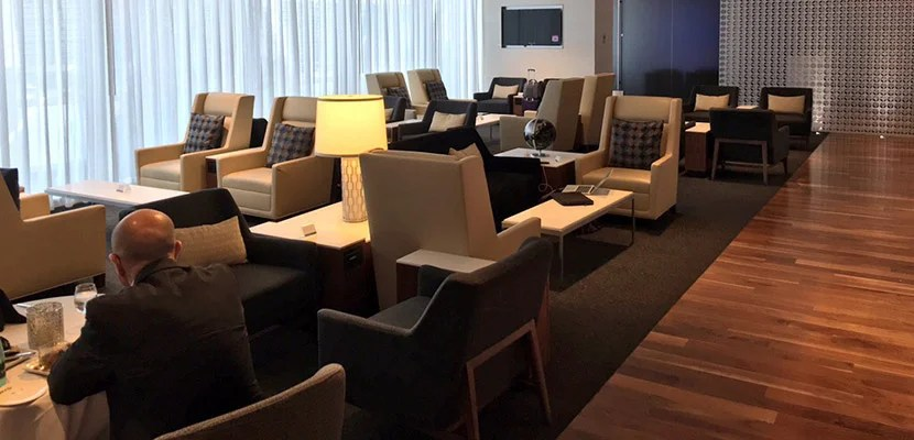 Singapore's lounges.