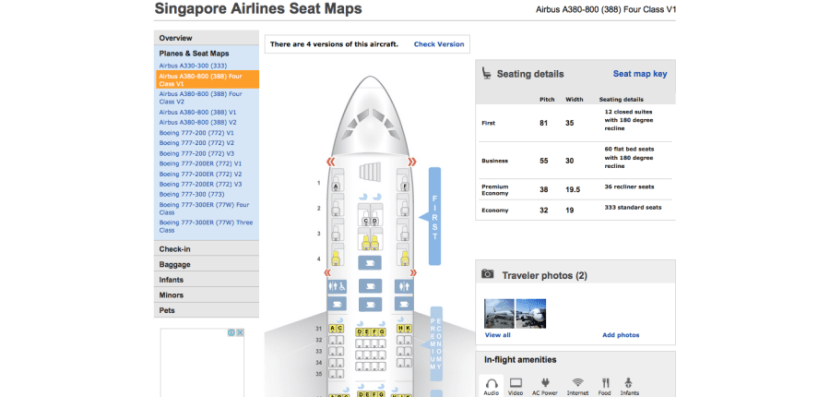 Review: Singapore Airlines 777-300ER in Premium Economy