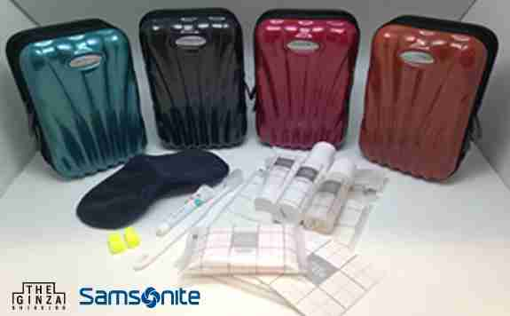 ana first-class amenity kit