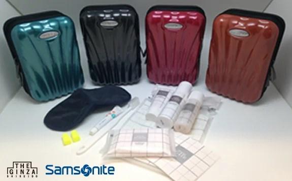 ana first-class amenity kit