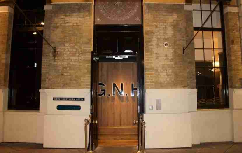 great northern london entrance