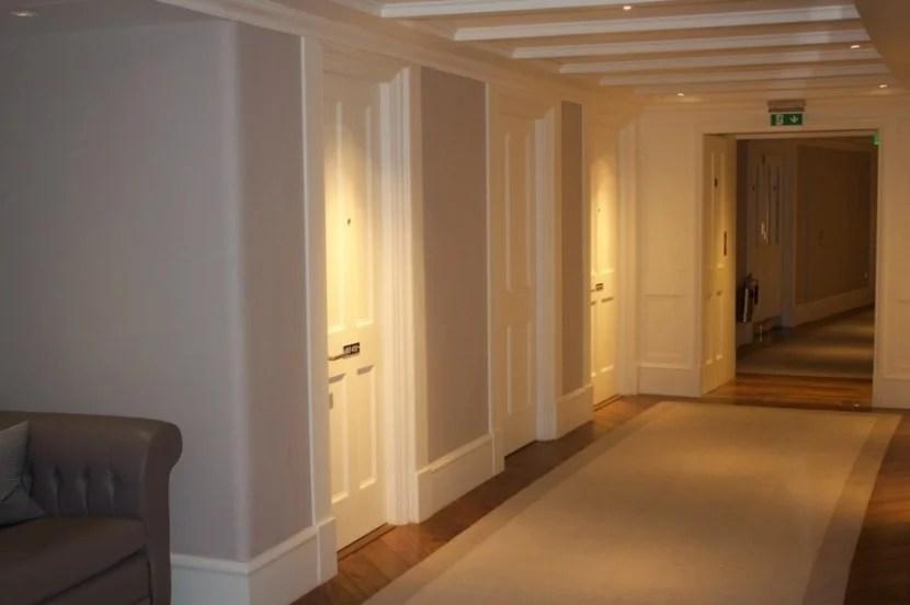 great northern london hallway