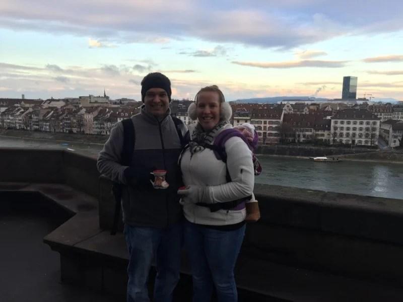 Basel Rhein