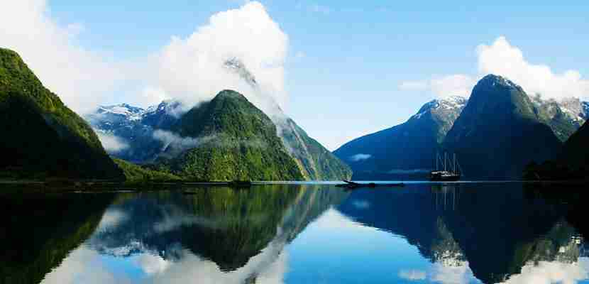 Emirates launched a new flight to New Zealand.