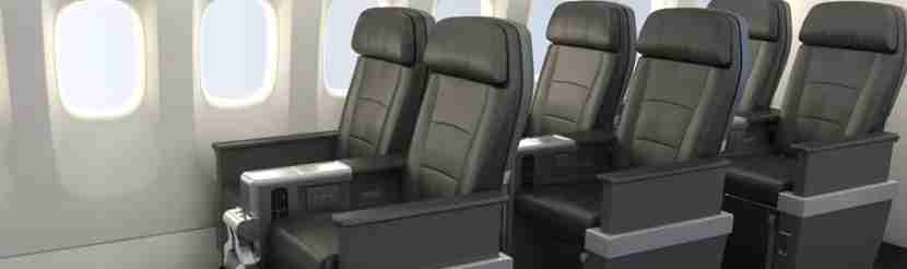 AA will be the first US-based carrier to offer a dedicated cabin for premium economy.