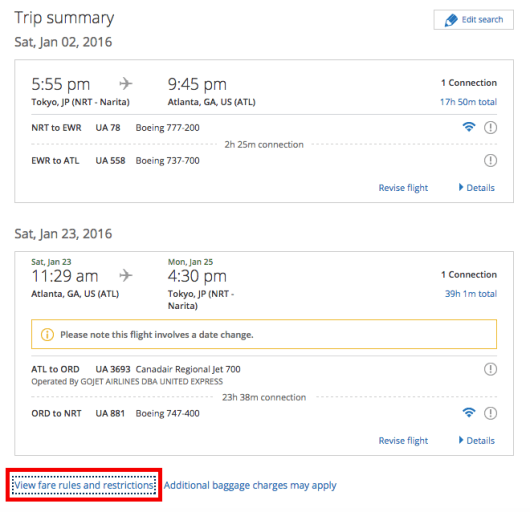 Click Fare Rules on the trip summary page of United.com to find out fore sure if you can make a change or get a refund for your ticket.