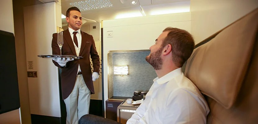 Review: The Residence on Etihad's A380 — JFK to Abu Dhabi