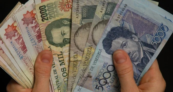 Venezuelan Bolívares are barely worth the paper they are printed on these days.
