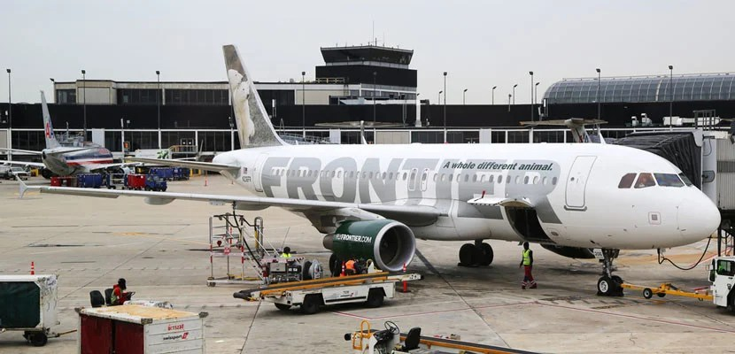 Frontier Airlines started a bunch of new domestic routes this month.