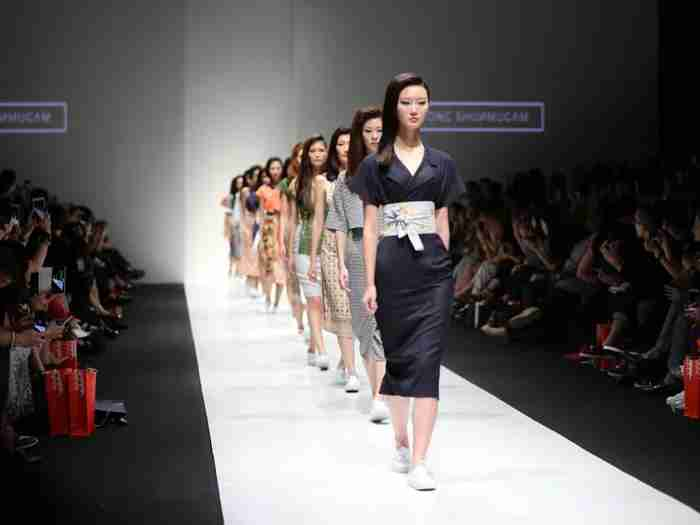 Local designs from Singaporean fashion label Ong Shunmugam. Photo courtesy of Ong Shunmugam.