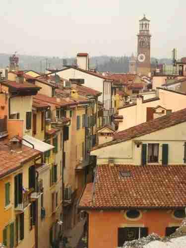 Stroll Verona