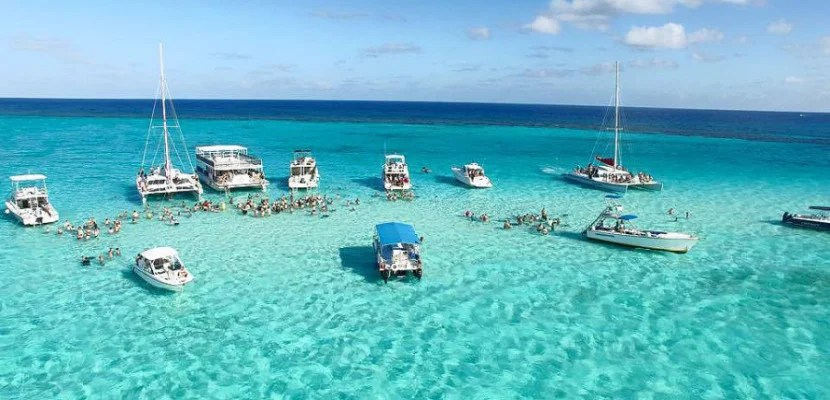 TPG visited Grand Cayman on an early points and miles trip.