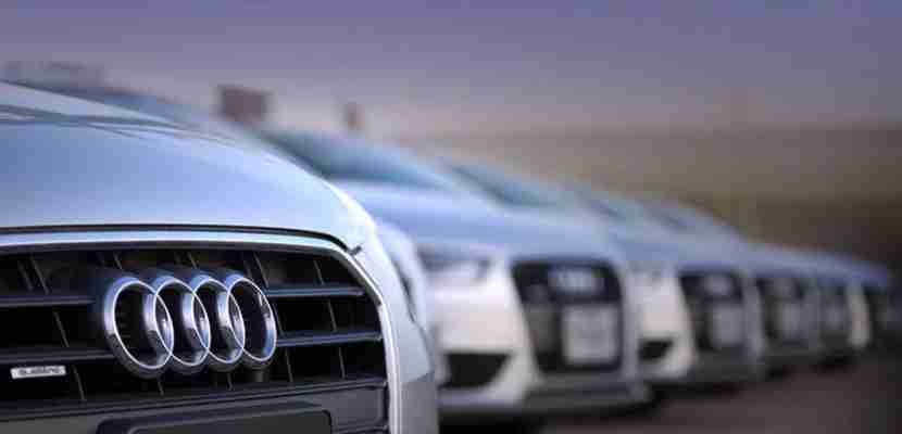 Silvercar primarily offers Audi A4 rentals, and they