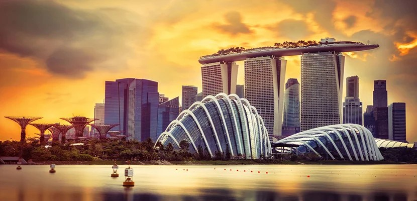 Houston to Singapore on Singapore Airlines for $647 RT
