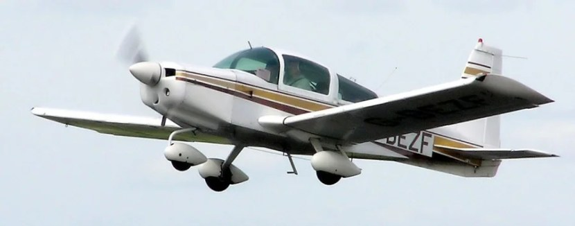 Grumman Cheetah plane