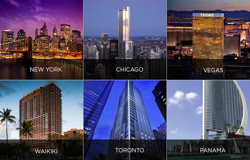 There are currently 14 Trump Hotels.