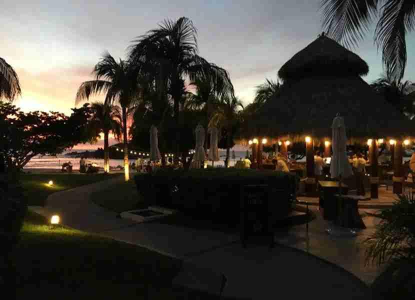 The St. Regis Punta Mita features four great on-property restaurants.