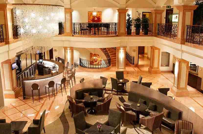 The JW Marriott Hotel Rio de Janeiro. Image courtesy of Marriott.
