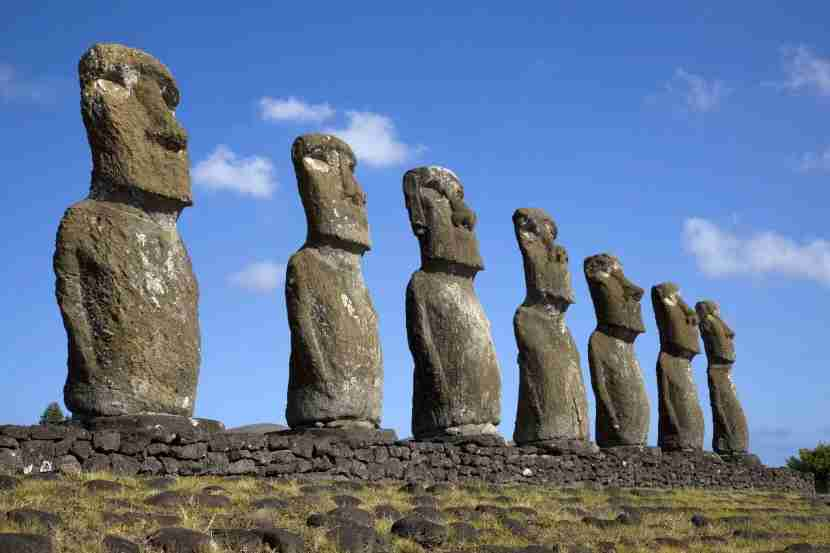 Use Air Berlin miles to book an affordable partner award to Easter Island.