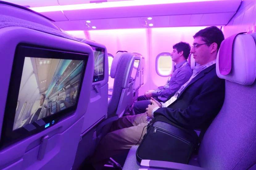 Airbus A330neo Airspace