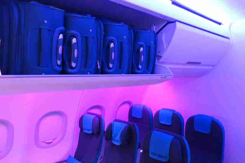 Airbus A320 Bins