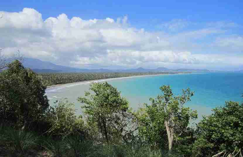 This nature reserve is a special spot where you can enjoy the beach or the forest.