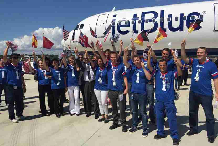 Meet JetBlue