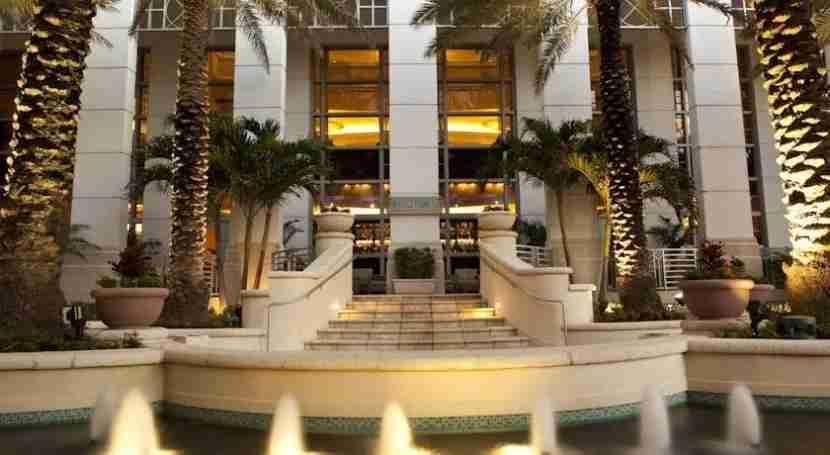 Stay at the gorgeous Loews Miami Beach.