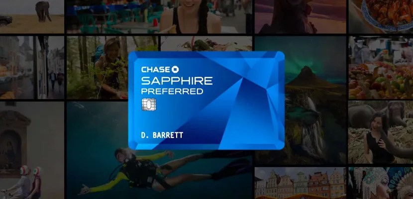 chase sapphire preferred featured