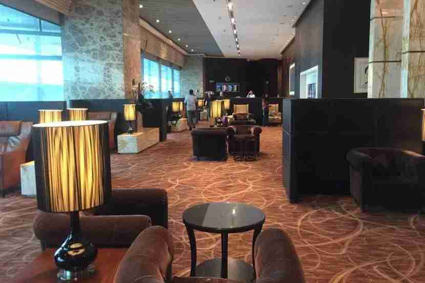 SQ Private Room Lounge Buffet