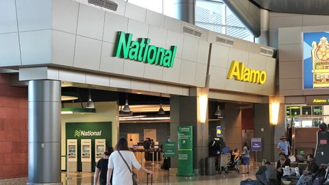 National Car Rental Rapid City Airport