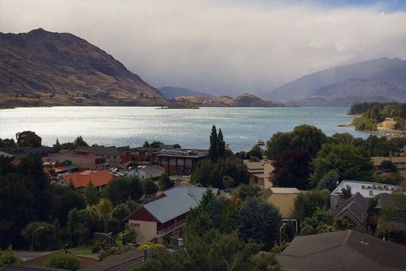 Stunning Wanaka rivals Queenstown for views.