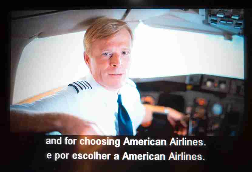 American Airlines employees are featured in the airline
